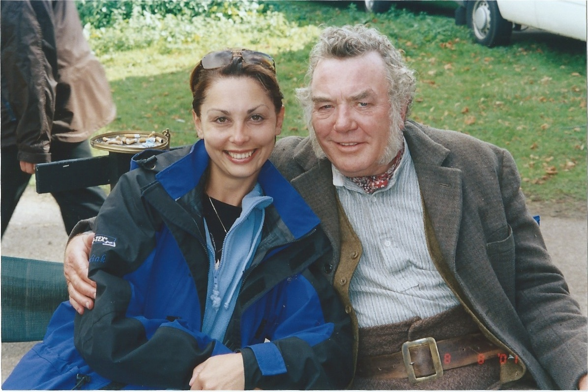 albert finney and me