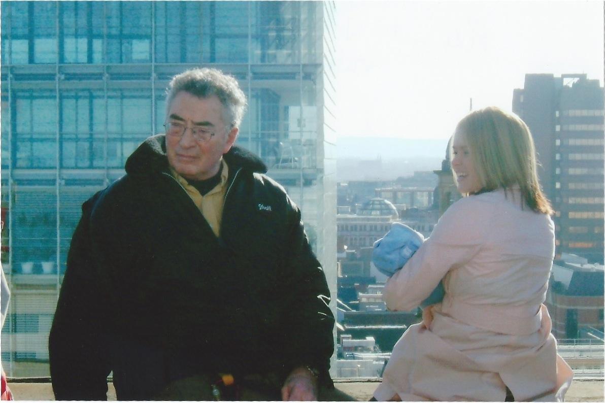amanda holden & pete 2004